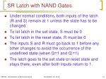 sr latch with nand gates1