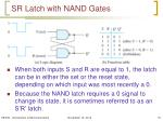 sr latch with nand gates2