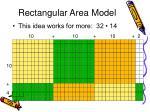 rectangular area model2