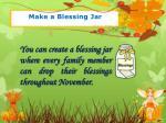 make a blessing jar