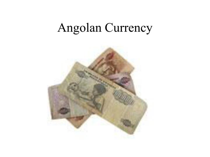 Angolan Currency