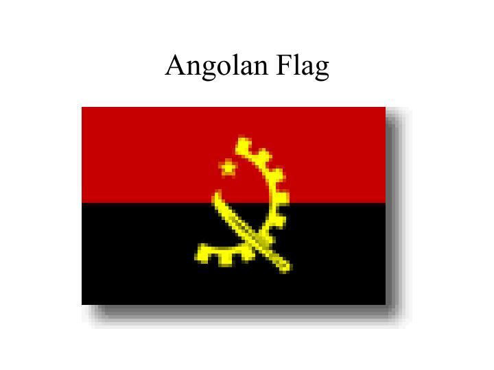 Angolan Flag