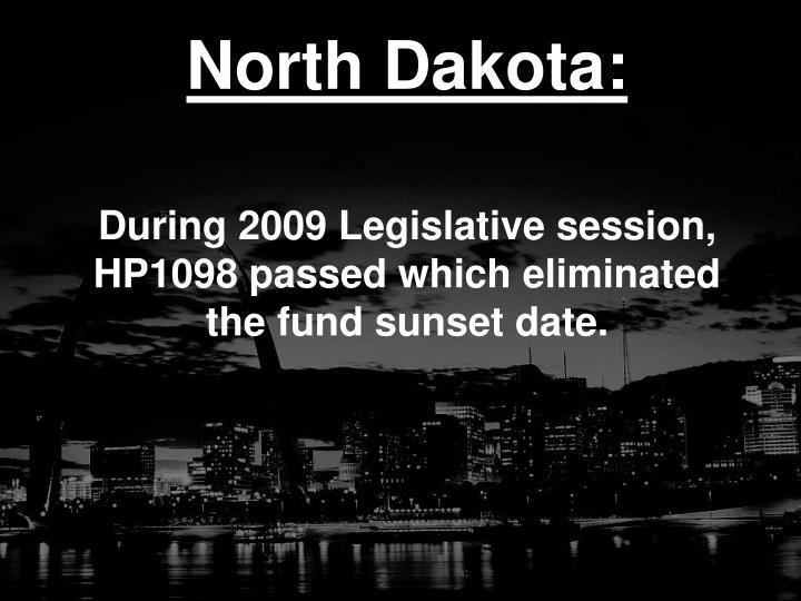 North Dakota: