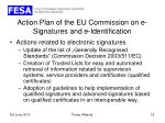 action plan of the eu commission on e signatures and e identification2