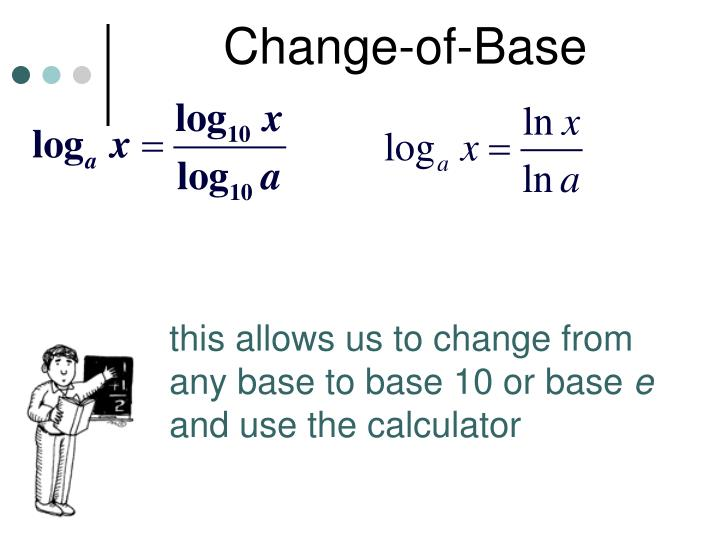 Change-of-Base