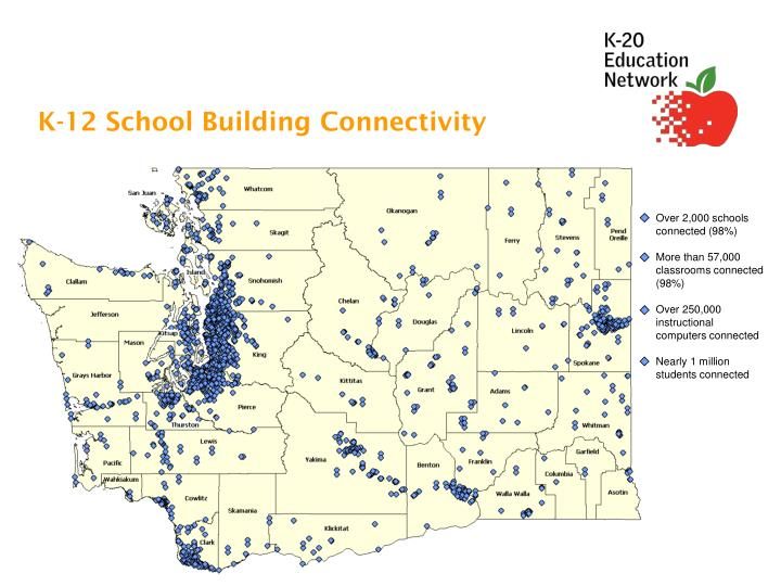K-12 School Building Connectivity