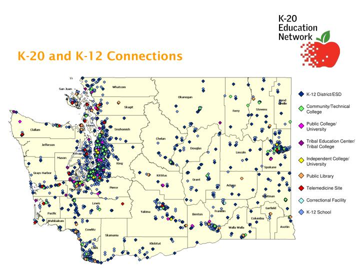 K-20 and K-12 Connections