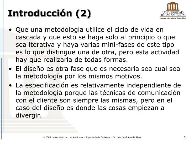 Introducción (2)