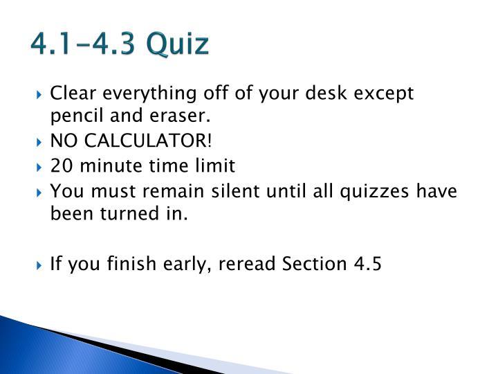 4.1-4.3 Quiz