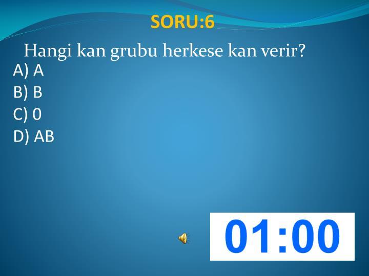 SORU:6