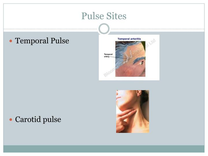 Pulse Sites