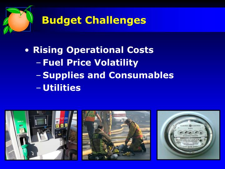 Rising Operational Costs