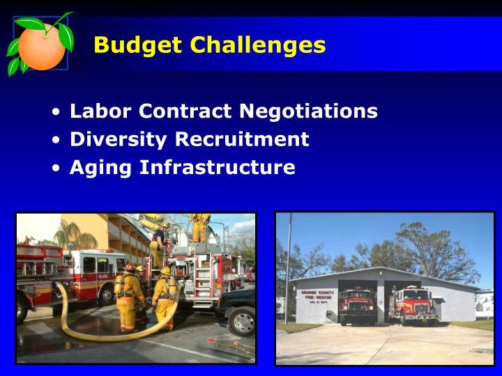 Labor Contract Negotiations