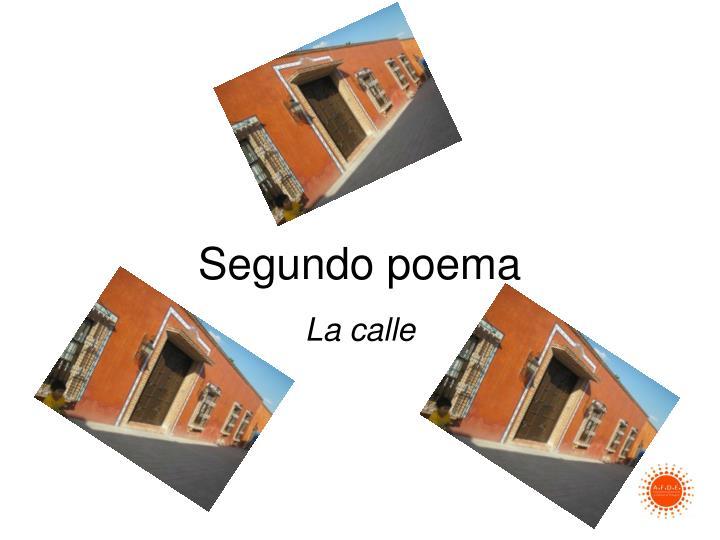Segundo poema