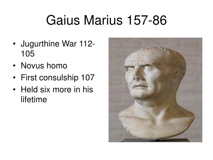 Jugurthine War 112-105