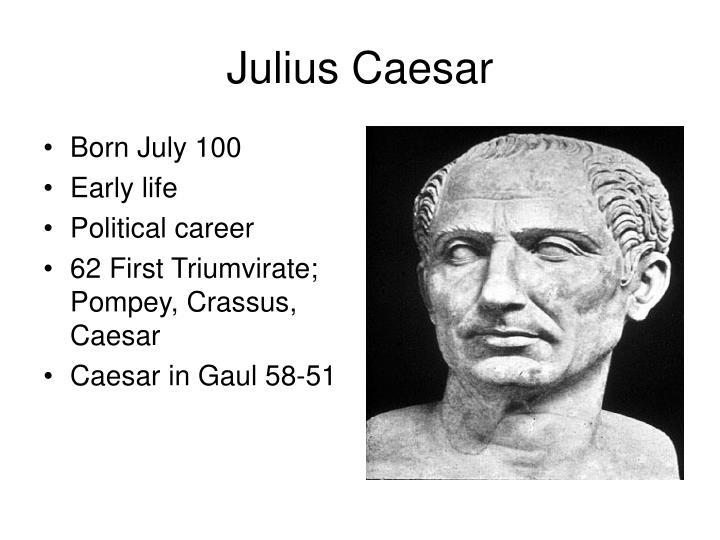 Born July 100