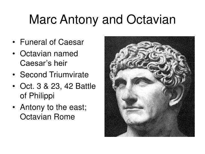 Funeral of Caesar