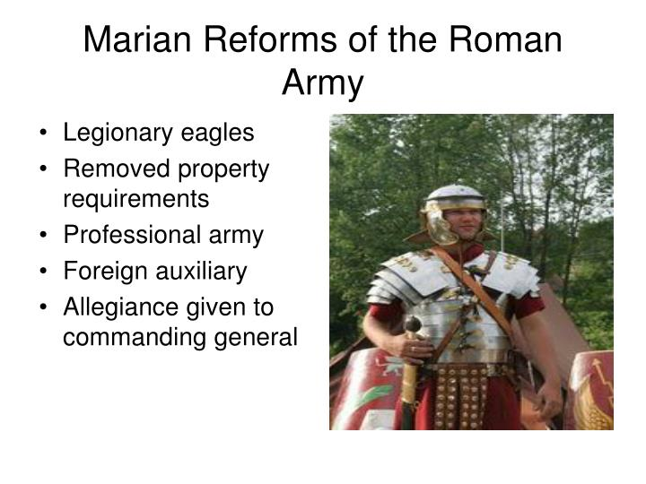 Legionary eagles