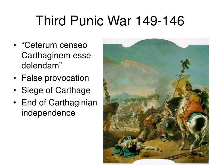 """""""Ceterum censeo Carthaginem esse delendam"""""""