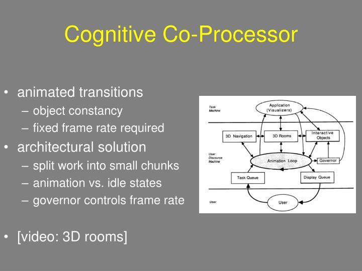 Cognitive Co-Processor