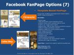 facebook fanpage options 7