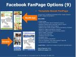 facebook fanpage options 9