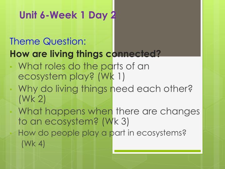 Unit 6-Week 1 Day 2