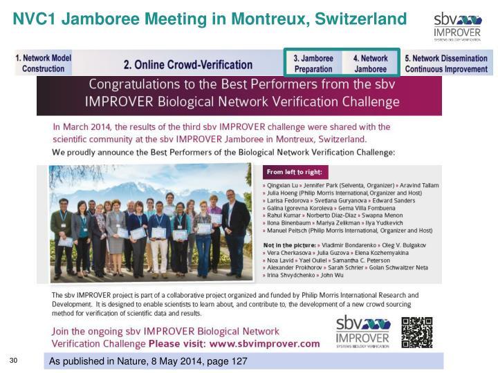 NVC1 Jamboree
