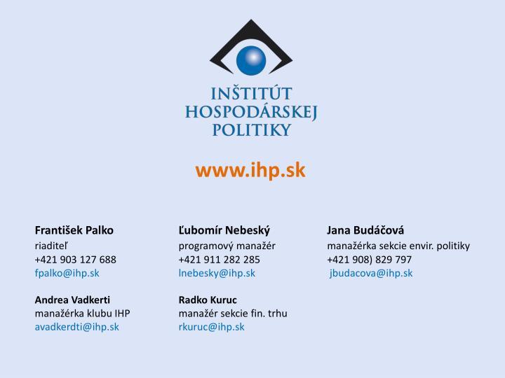 www.ihp.sk