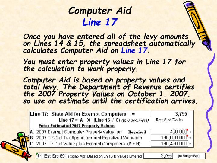 Computer Aid