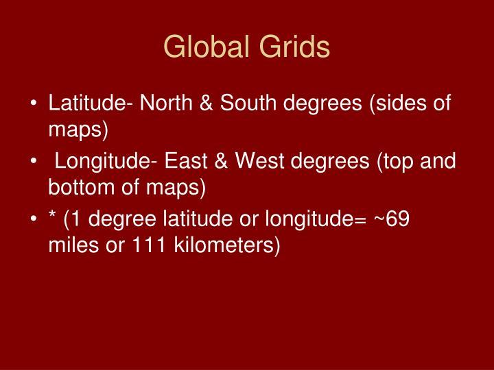 Global Grids
