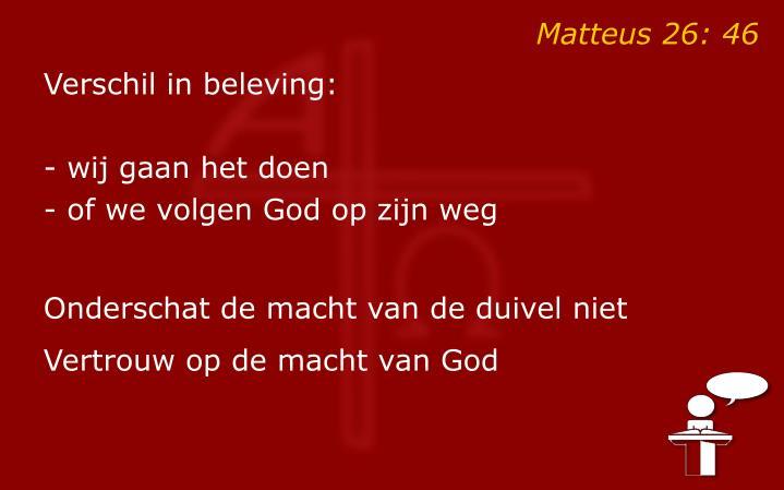 Matteus 26: 46