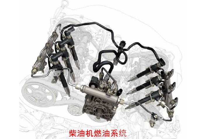 柴油机燃油系统