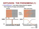 diffusion the phenomena 1