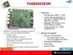 tusb5052evm