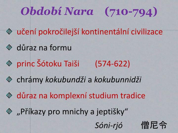 Období Nara