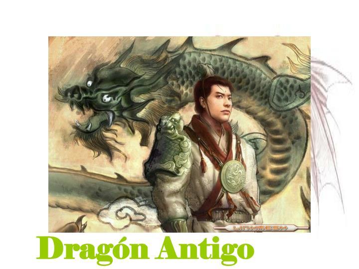 Dragón Antigo