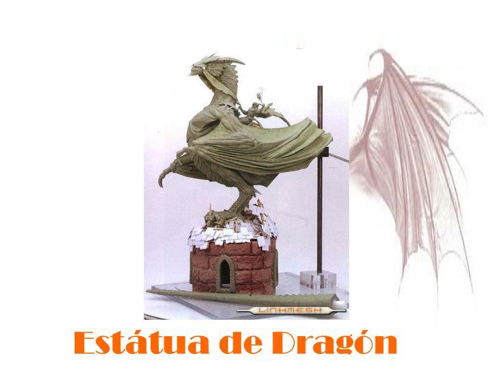 Estátua de Dragón