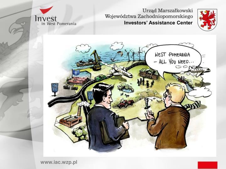Investors' Assistance Center