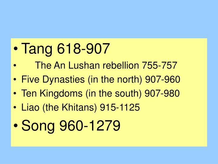 Tang 618-907