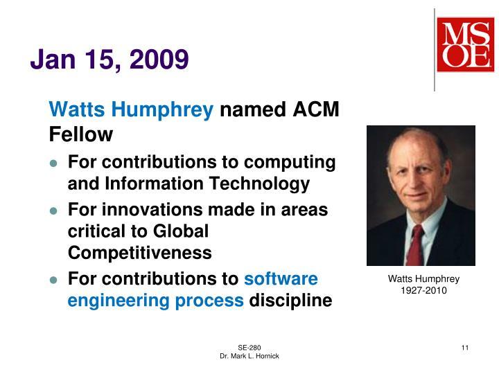 Jan 15, 2009