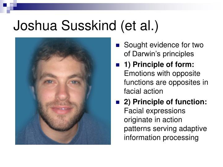Joshua Susskind (et al.)