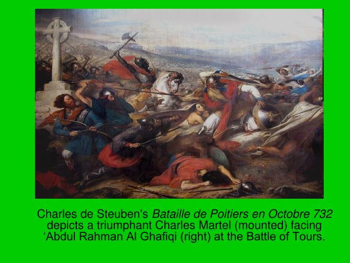 Charles de Steuben's