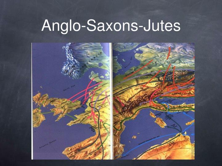 Anglo-Saxons-Jutes