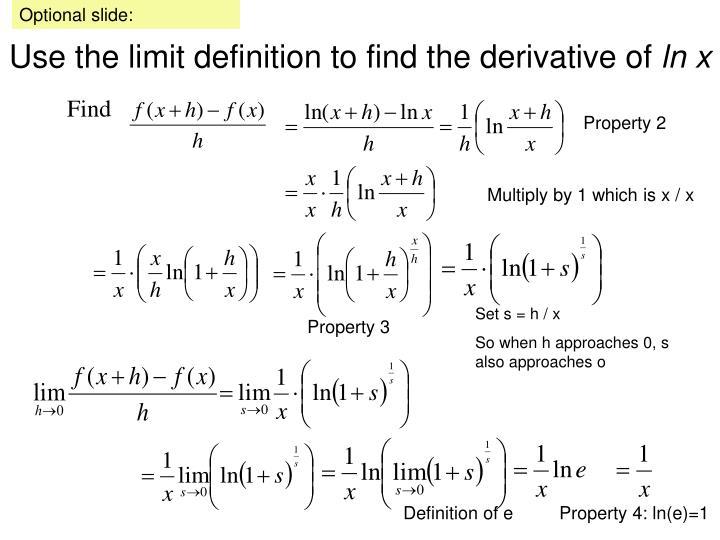 Optional slide: