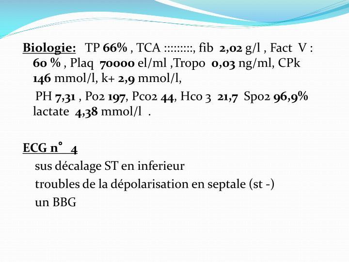 Biologie: