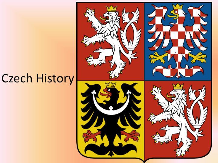 Czech History