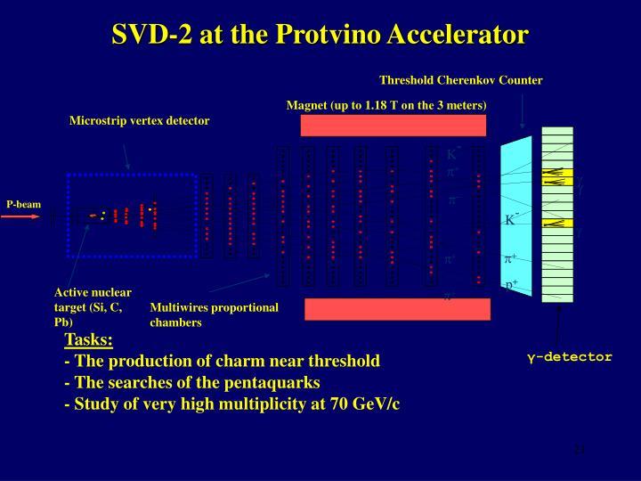 SVD-2 at the Protvino Accelerator