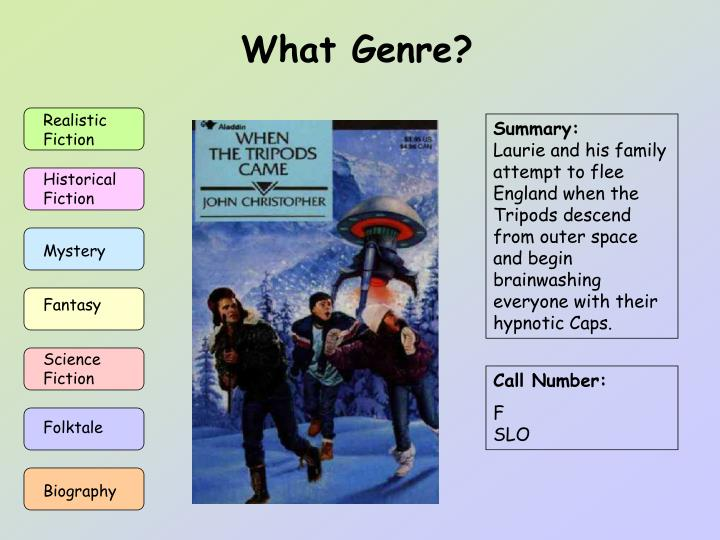 What Genre?