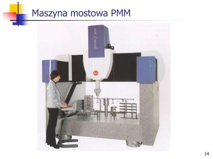 Maszyna mostowa PMM